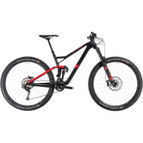Cube Stereo 150 C:62 Race Full suspension mountainbike zwart
